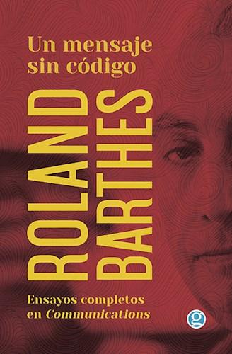 Descargar Un Mensaje Sin Codigo Barthes Roland