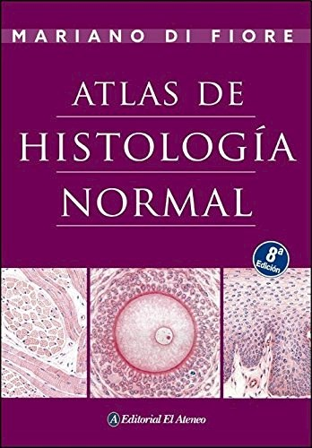 Libro Atlas De Histologia Normal