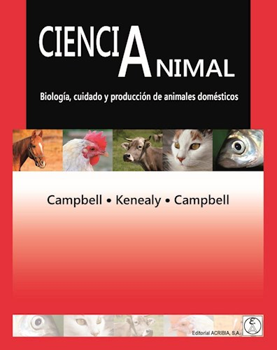 Libro Ciencia Animal