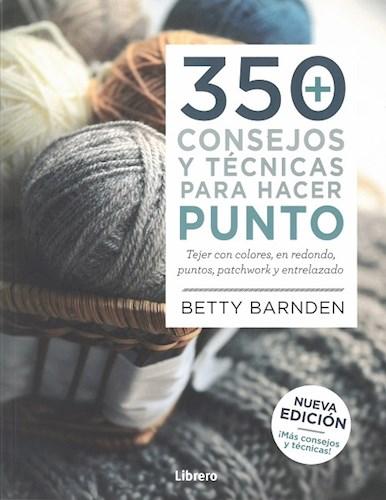 Libro 350 Consejos Y Tecnicas Para Hacer Punto