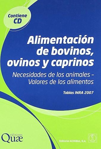 Libro Alimentacion Bovinos Ovinos Y Caprinos
