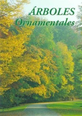 Libro Arboles Ornamentales.