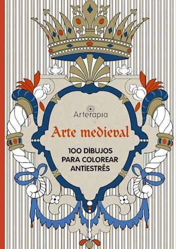 Libro Arte Medieval  Arterapia