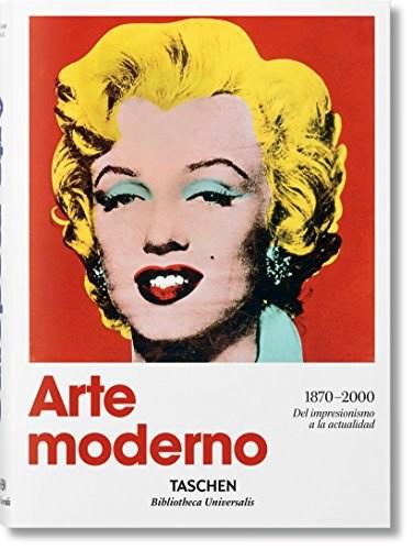 Libro Arte Moderno 1870-2000