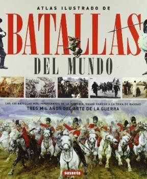 Libro Atlas Ilustrado De Batallas Del Mundo