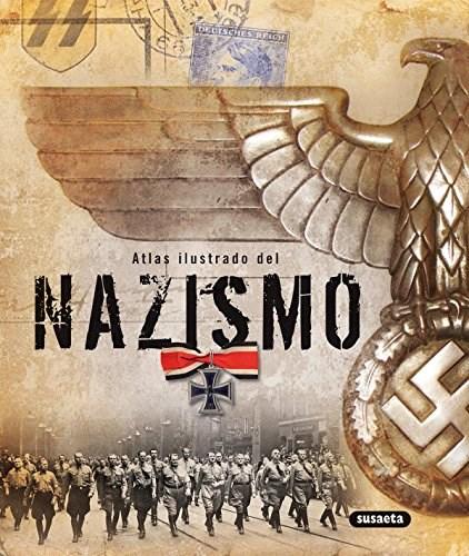 Libro Atlas Ilustrado Del Nazismo