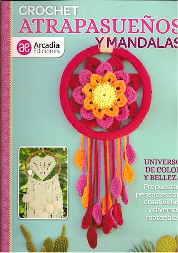 Libro Atrapasue/Os Y Mandalas   Crochet