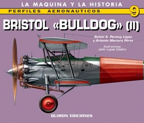 Libro Avion Bristol Bulldog: Vol. 2