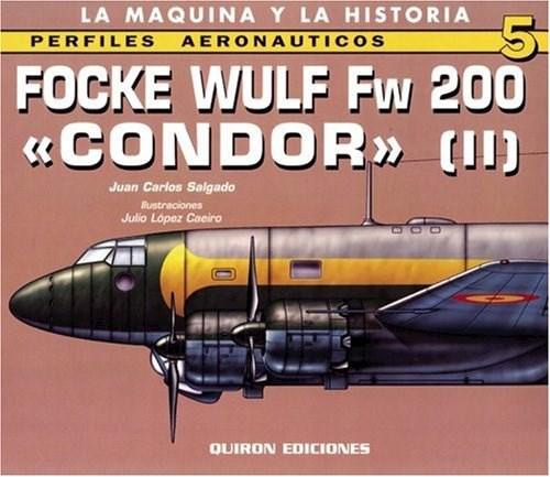 Libro Avion Focke Wulf Fw 200 Condor: V. 2