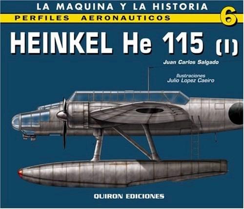 Libro Avion Heinkel He 115: V. 1