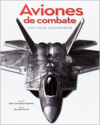 Libro Aviones De Combate