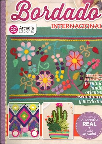 Libro Bordado Internacional