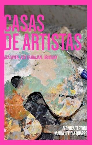 Libro Casas De Artistas De Uruguay