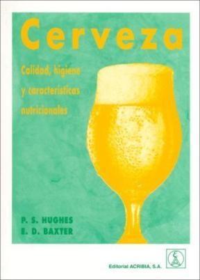 Libro Cerveza Calidad Higiene Y Caracteristicas Nutricionales