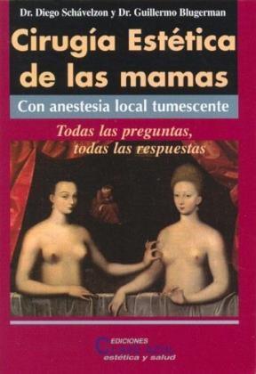 Libro Cirugia Estetica De Las Mamas