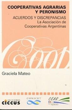 Libro Cooperativas Agrarias Y Peronismo