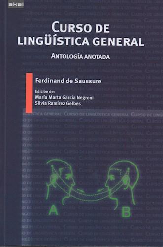 Libro Curso De Linguistica General