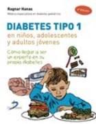 Libro Diabetes Tipo 1 En Niños  Adolescentes Y Adultos Jovenes