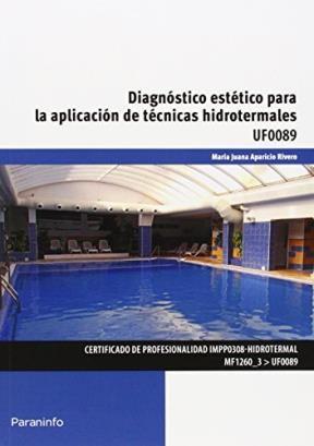 Libro Diagnostico Estetico Para La Aplicacion De Tecnicas Hidrotermales