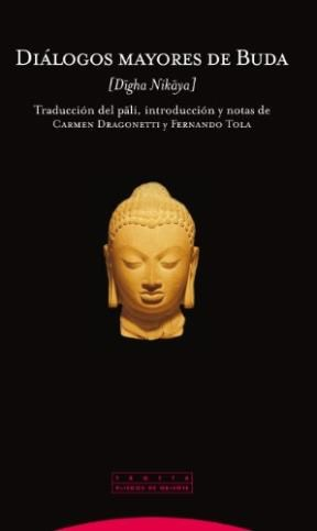 Libro Dialogos Mayores De Buda