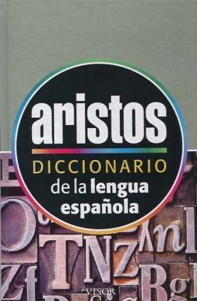 Libro Diccionario Aristos De La Lengua Española