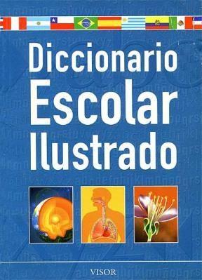 Libro Diccionario Escolar Ilustrado  2003