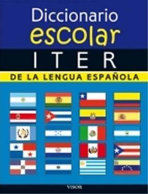 Libro Diccionario Escolar Iter De La Lengua Española