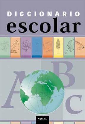 Libro Diccionario Escolar