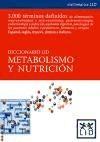 Libro Diccionario Lid Metabolismo Y Nutricion
