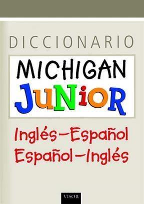 Libro Diccionario Michigan Junior