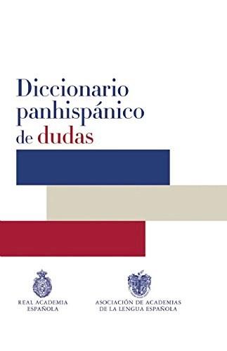 Libro Diccionario Panhispanico De Dudas
