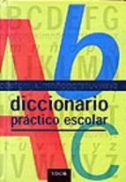 Libro Diccionario Practico Escolar