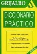 Libro Diccionario Practico Grijalbo
