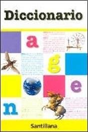 Libro Diccionario Santillana