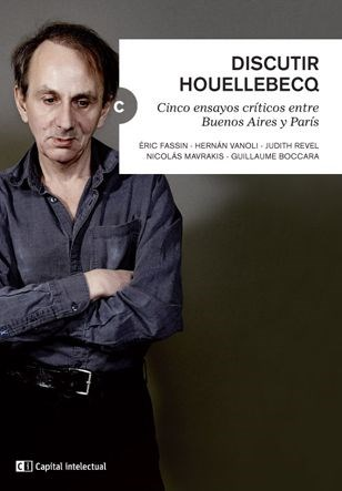 Libro Discutir Houellebecq