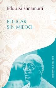 Libro Educar Sin Miedo