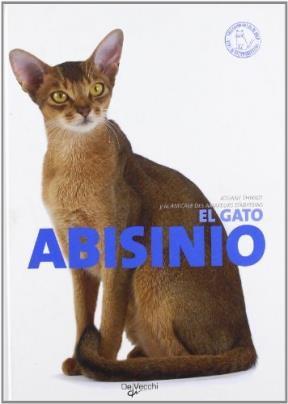Libro El Gato Abisinio