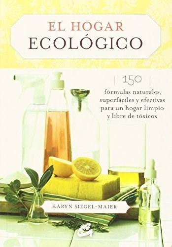 Libro El Hogar Ecologico