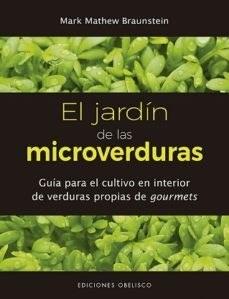 Libro El Jardin De Las Microverduras