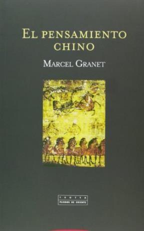 Libro El Pensamiento Chino