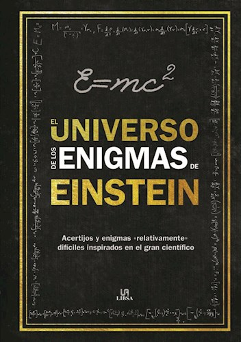 Libro El Universo De Los Enigmas De Einstein