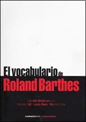 Libro El Vocabulario De Roland Barthes