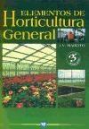 Libro Elementos De Horticultura General