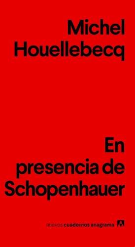 Libro En Presencia De Schopenhauer