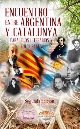 Libro Encuentro Entre Argentina Y Catalunya