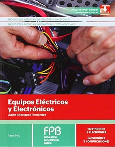 Libro Equipos Electricos Y Electronicos