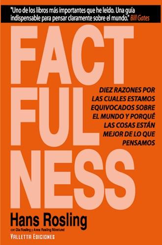 Libro Factfulness