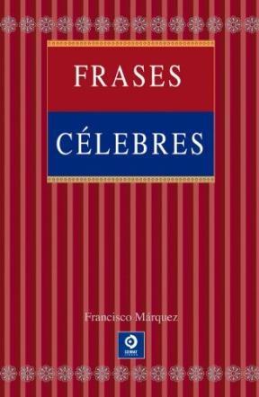 Libro Frases Celebres