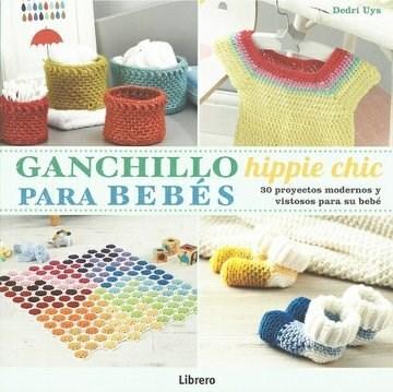 Libro Ganchillo Hippie Chic Para Bebes