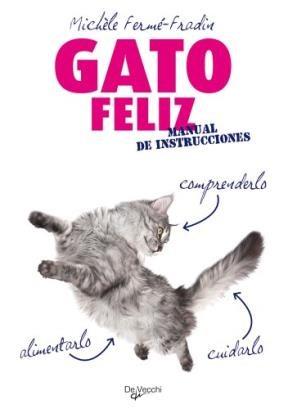 Libro Gato Feliz